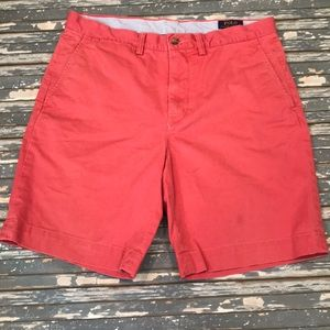 🔥 Polo by Ralph Lauren men's 32 pink chino shorts